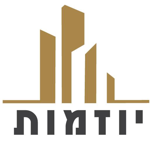 """לוגו יוזמות נדל""""ן"""